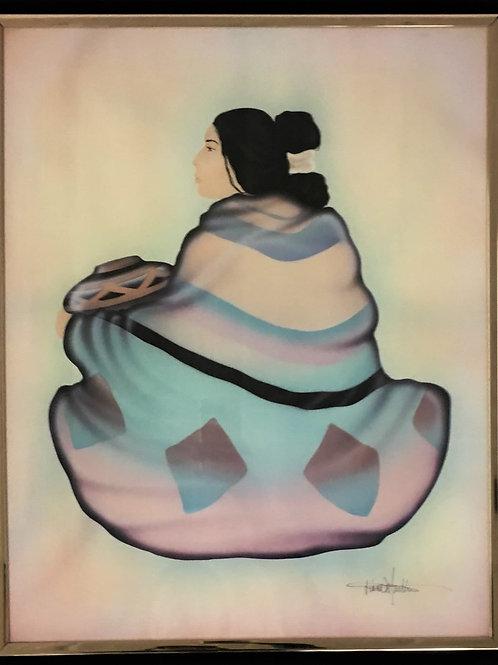 Pueblo Woman