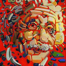 Technicolor Einstein