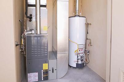 water heater in basement.jpg