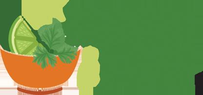 Cilantro & Lime Logo