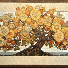 Autumnal Musical Dream Tree