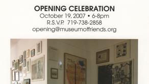2007: Opening