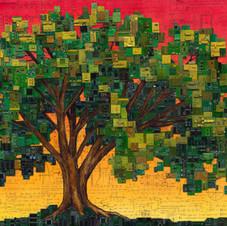 Sunrise Tree of Knowledge