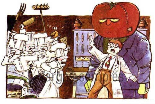 GMO's, Dr. Tomato