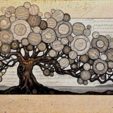 Monochromatic Dream Tree