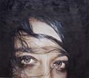 Lindsay Droege Oil Painting Self Portrai