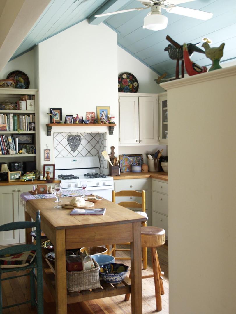 Diane Lohman Home Design-Kitchen Cookrange Alcove
