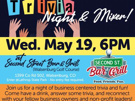 SPBA Mixer + Trivia Night!