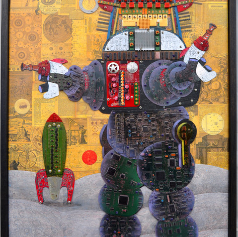 Robby the Robot - Series original #7