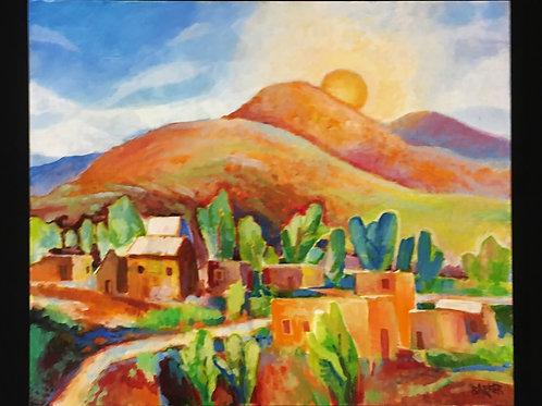 Desert & Village