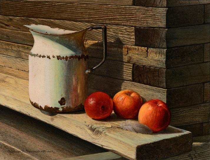 Janeen Schissler Watercolor Still Life.j