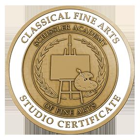 Schisser Academy Certificate Medallion.p