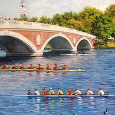 Head of the Charles, Warm Up