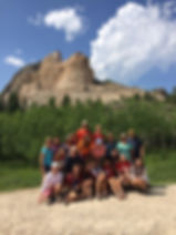 Black Hills Crazy Horse Tours