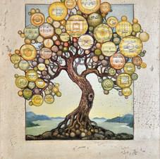 Music Bubble Tree