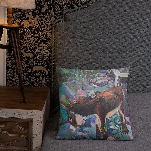 Maria Cocchiarelli Premium Pillow
