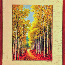 Yellow Asen Path