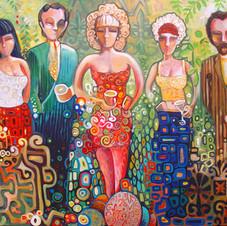 Happy Hour in the Garden of Eden