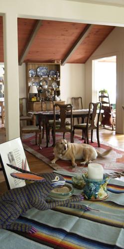 Diane Lohman Home Design-Open Plan Dining Room