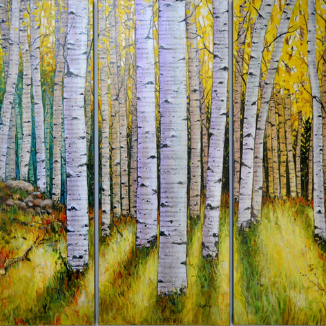 Musical Aspens 3 part