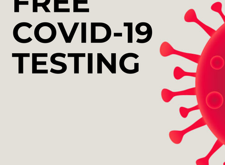 FREE COVID community testing event to take place in Walsenburg, Sept. 28-30
