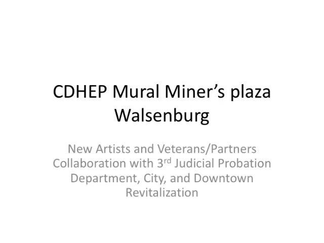 CHDPE Mural Health Puzzle