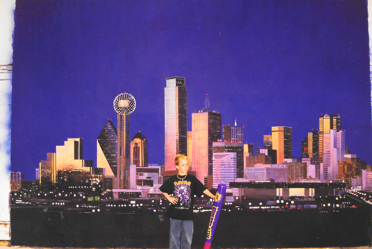 Dallas at night, Backdrop on canvas.png