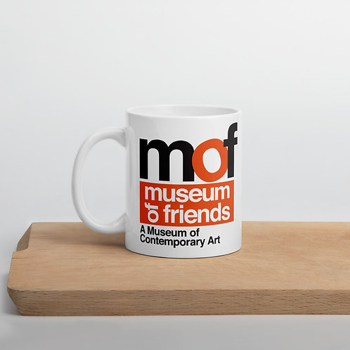 Museum of Friends Mug