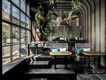 Интерьер ресторана с точки зрения дизайнера и ресторатора