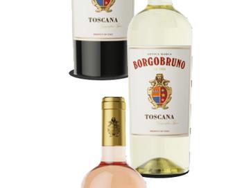 ВИНО ГОДА от компании METRO: тосканское Borgobruno