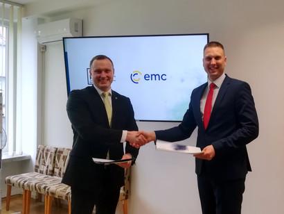 Kovo 5 d. buvo pasirašyta bendradarbiavimo sutartis tarp Kauno technologijos universiteto Cheminės t