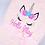 Thumbnail: Personalised Unicorn Blanket- Add Any Name