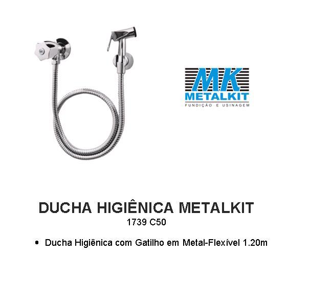 DUCHA HIGIENICA 1739 C50