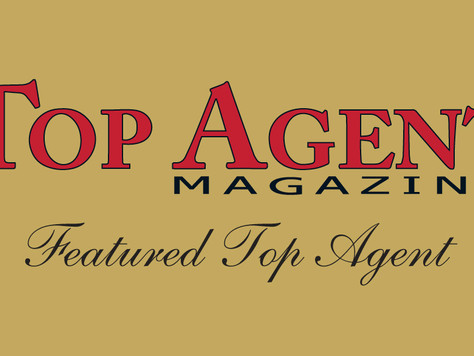 Top Agent Magazine Feature