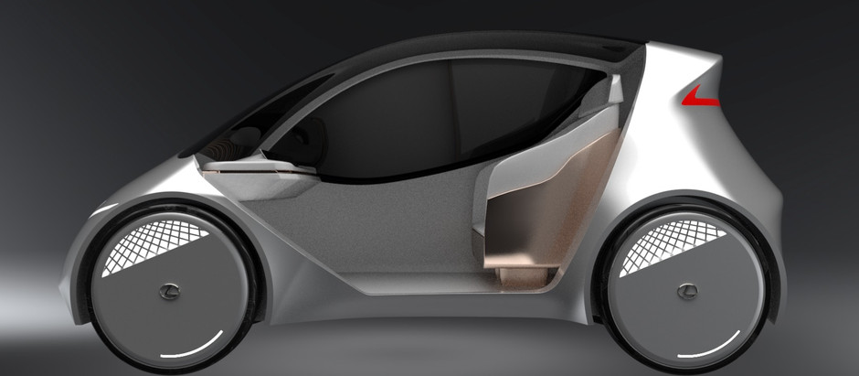 Future Mobility : Lexus LF Mission