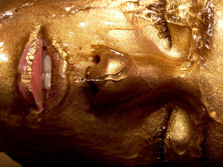 Elegant Finish of Gold