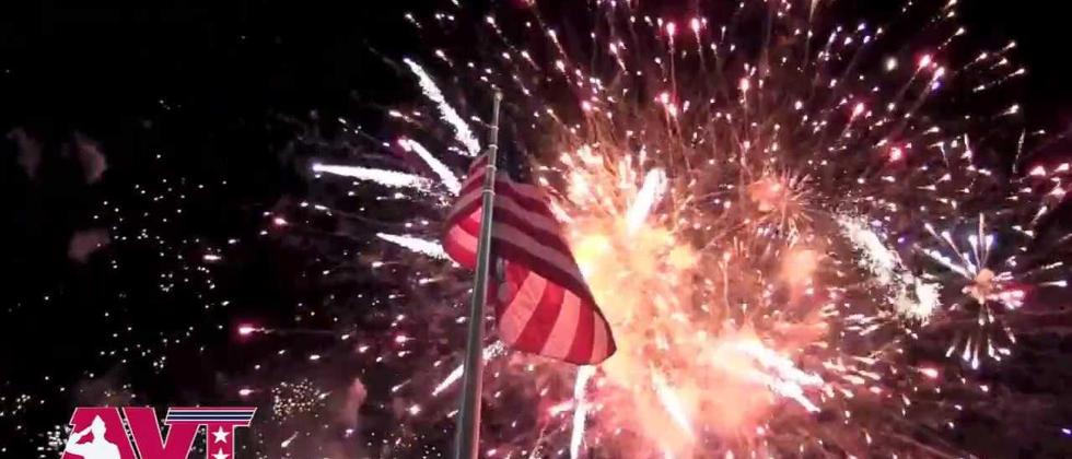 2013 AVT Fireworks