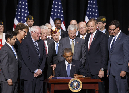 More Work to do for Our Veterans: Prepare a Support System