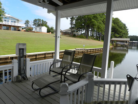View from Boat House