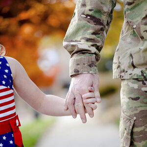10 Ways to Help a Military Child