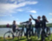 VAE vélos vélo électrique assistance aisne location louer adulte charette enfant monampteuil laon soissons nord vacances séjour weekend