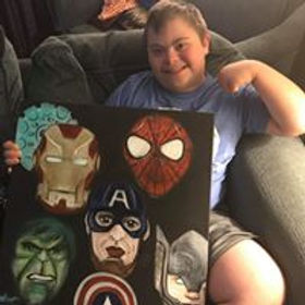 Meet Holden- Warrior of Down's Syndrome