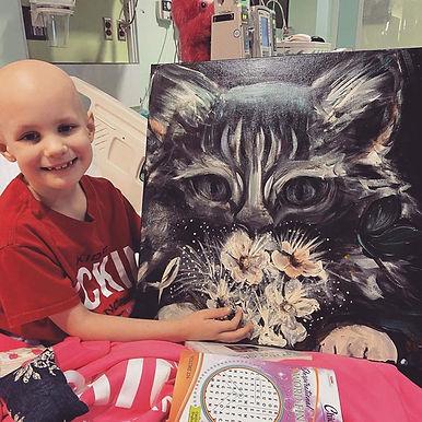 Meet Haddie- Warrior of Childhood Cancer