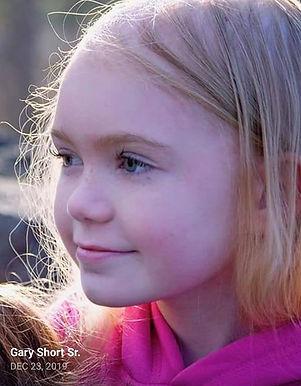 Meet Naomi Age 8 Warrior of Stage 4 Brain Cancer