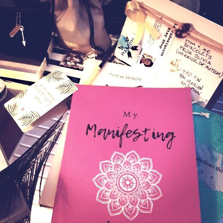 The Jaclyn Johnston Manifesting Journals