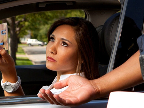 How to handle a speeding ticket appropriately