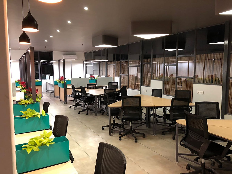 Coworking space in Surat