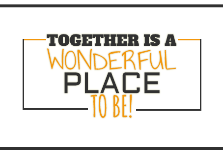 COWORKING   TOGETHER IS A WONDERFUL PLACE TO BE.