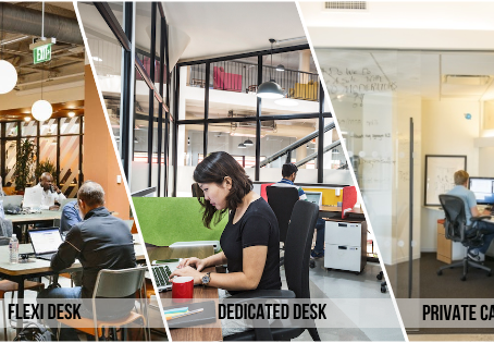 What's the right seating option for you when joining a coworking space?