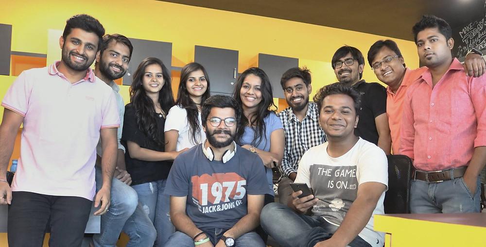 Coworking space in Surat